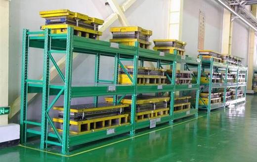 济宁横梁货架广泛应用和库区设计要素